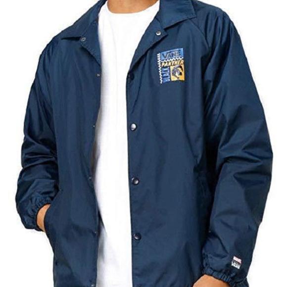 vans coat